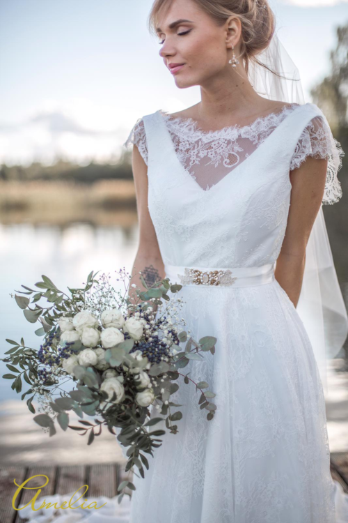 Delightful - Amelii Wedding Dress