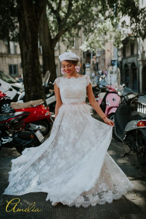 Compelling - Amelii Wedding Dress