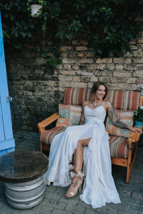 Flirtatious - Amelii Wedding Dress