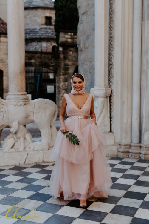 Italian Goddess - Amelii Wedding Dress