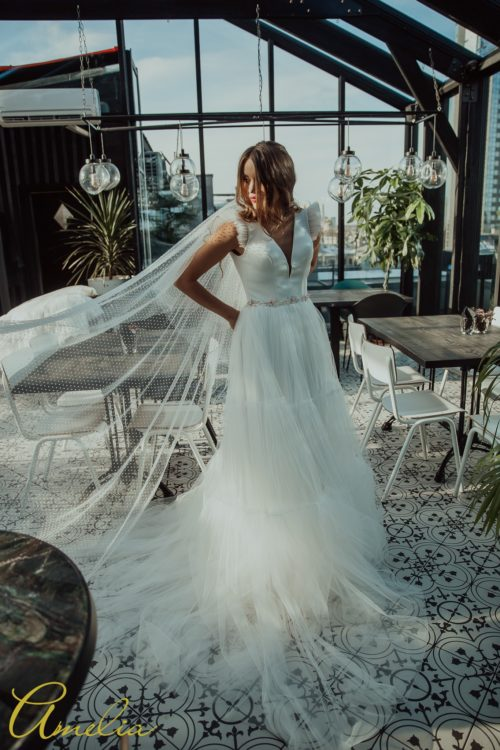 Ivory Blossom - Amelii wedding dress