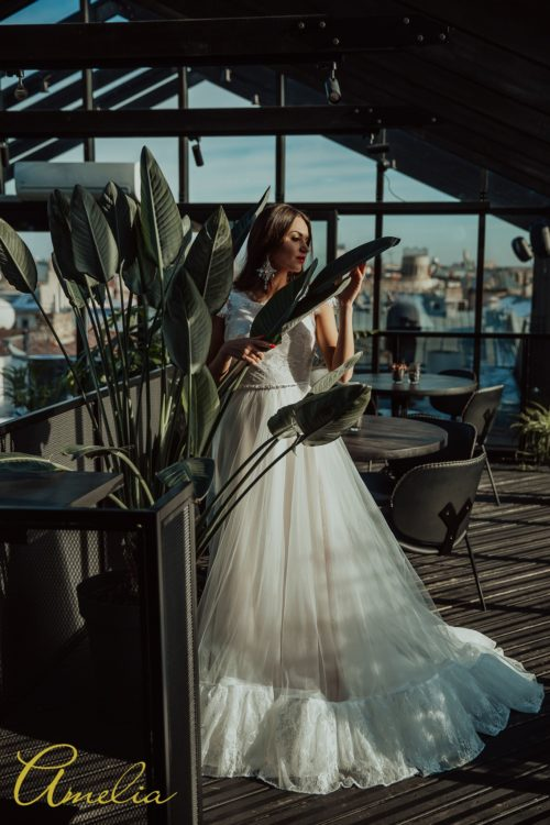 Sun Kissed - Amelii Wedding Dress