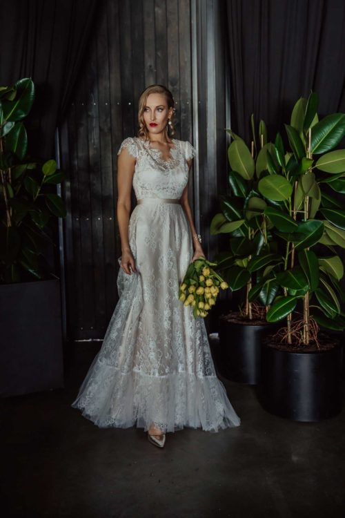 Ethereal - Amelii Wedding Dress