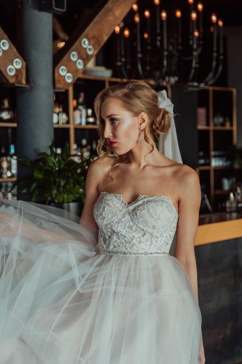 Passionate - Amelii Wedding Dress Meta description preview: