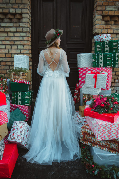 Exceptional - Amelii Wedding Dress