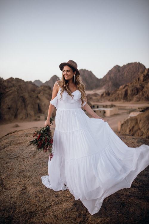 Chiffon dream - Amelii Wedding Dress