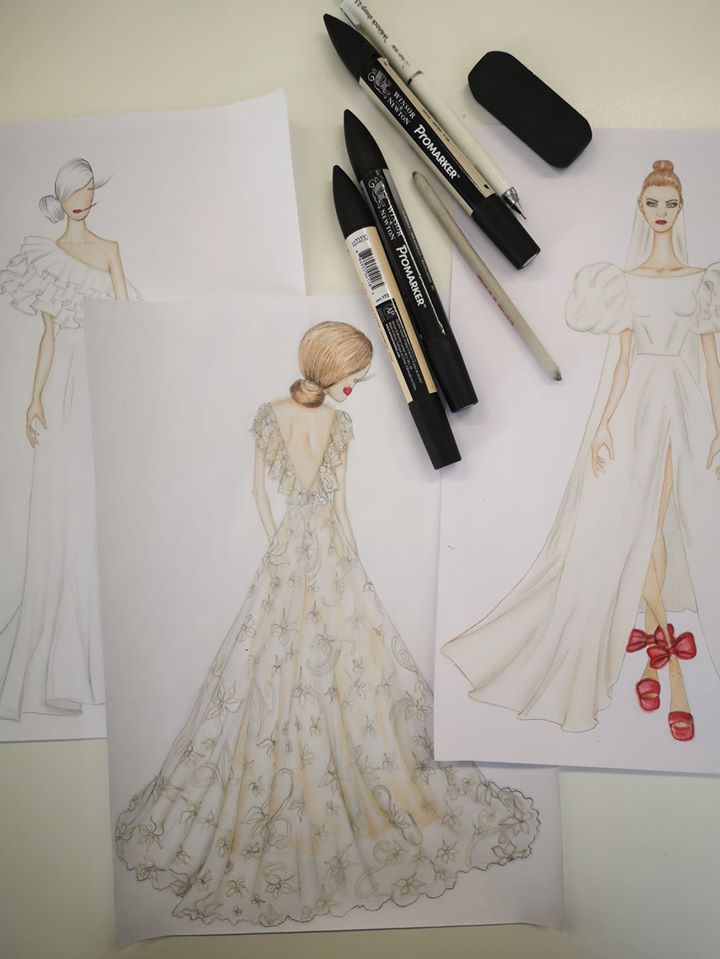 AMELII ACQUIRES NEW WEDDING DESIGN SKILLS IN MILAN