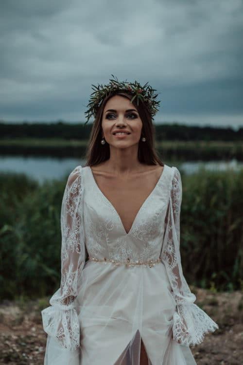 Amelii wedding dress - Autumn Spell