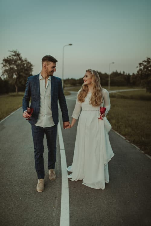 Amelii wedding dress - Breeze