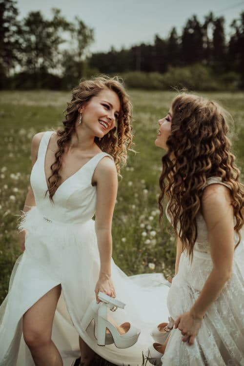 Amelii wedding dress - Fairy Dust