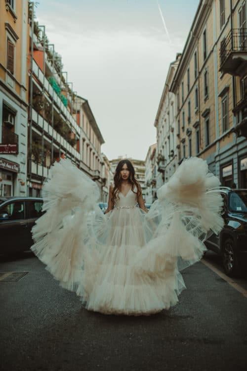 Amelii wedding dress Light Essence