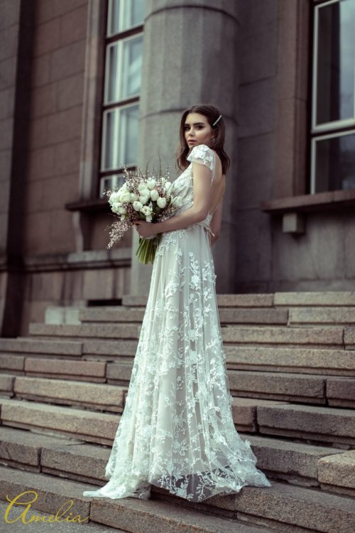 Amelii wedding dress - Fantasy