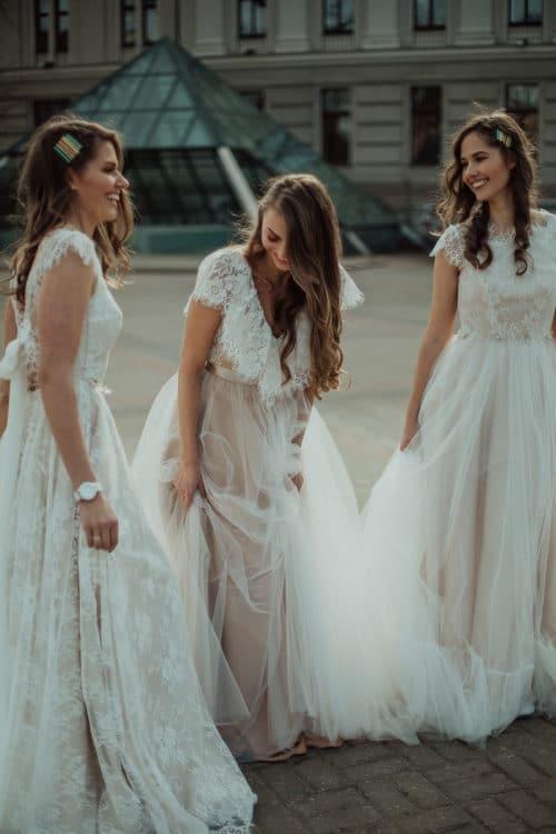 Amelii wedding dress - Flying Love