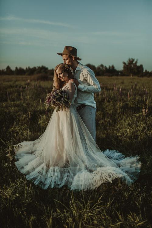 Amelii Zephyr wedding dress