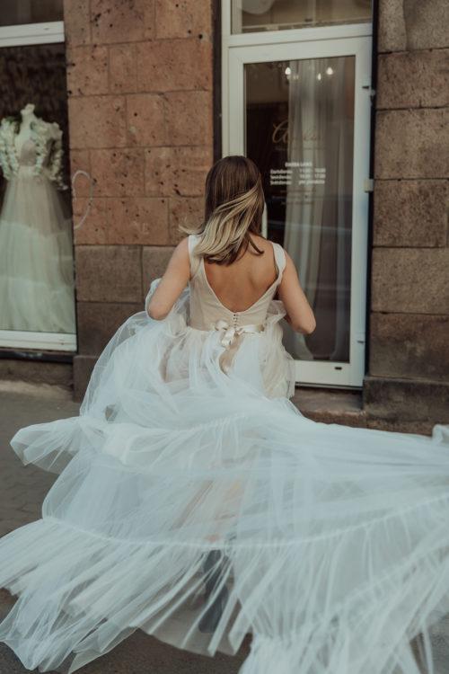 Amelii wedding dress - Blooming Marta