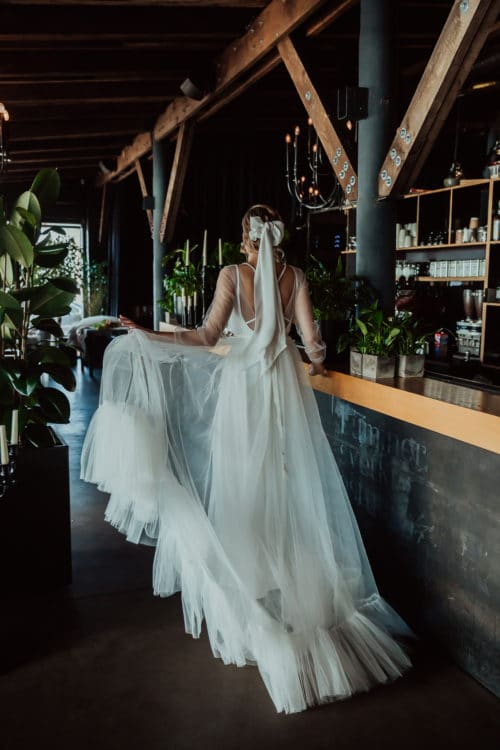 Amelii Joyfull wedding dress