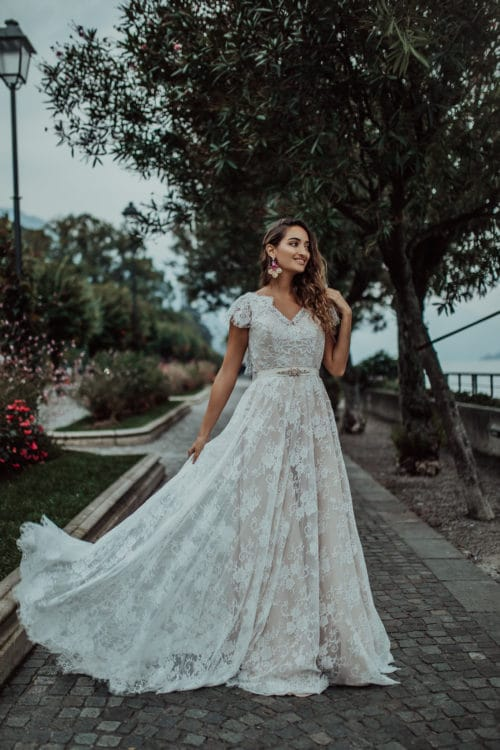 Amelii wedding dress Glorious Lace