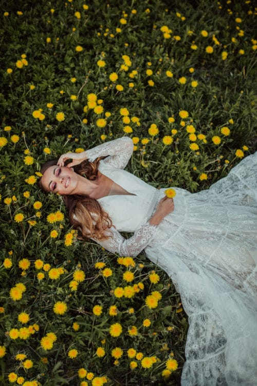 Amelii wedding dress - Dandelion