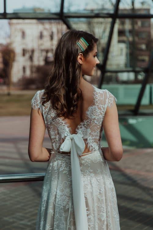 Amelii wedding dress - Lace Romance