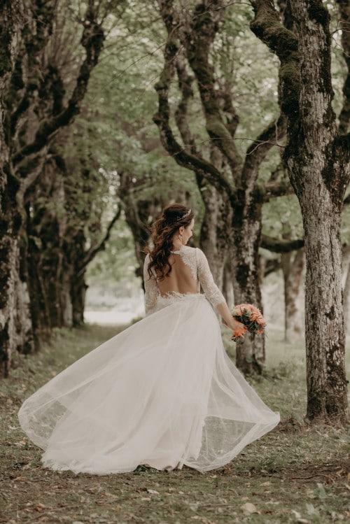 Amelii brides speak Ketija