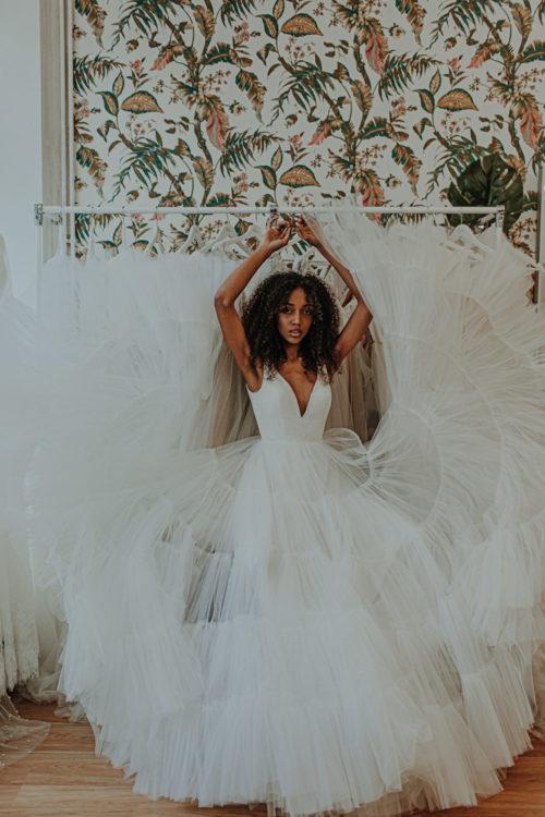 Amelii wedding dress - Aurora