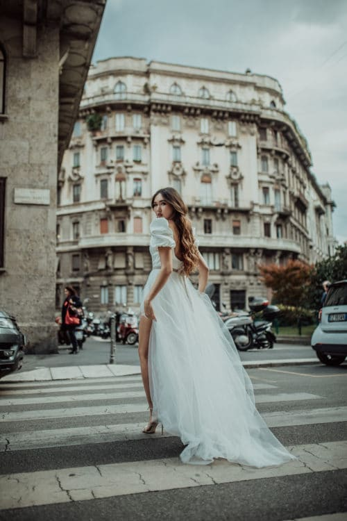 Amelii Wedding Dress - She