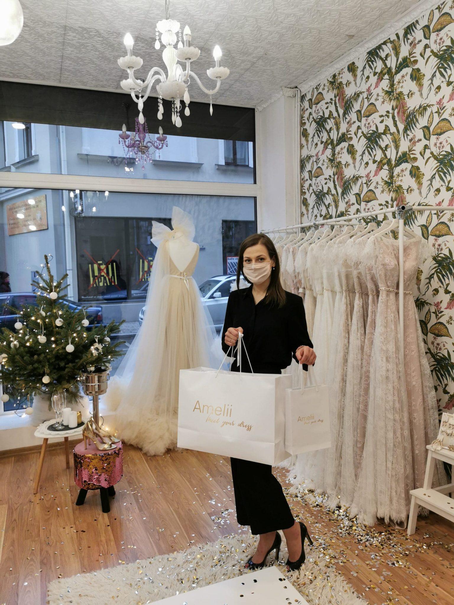 Amelii CHARITY: Wedding dress for 2021