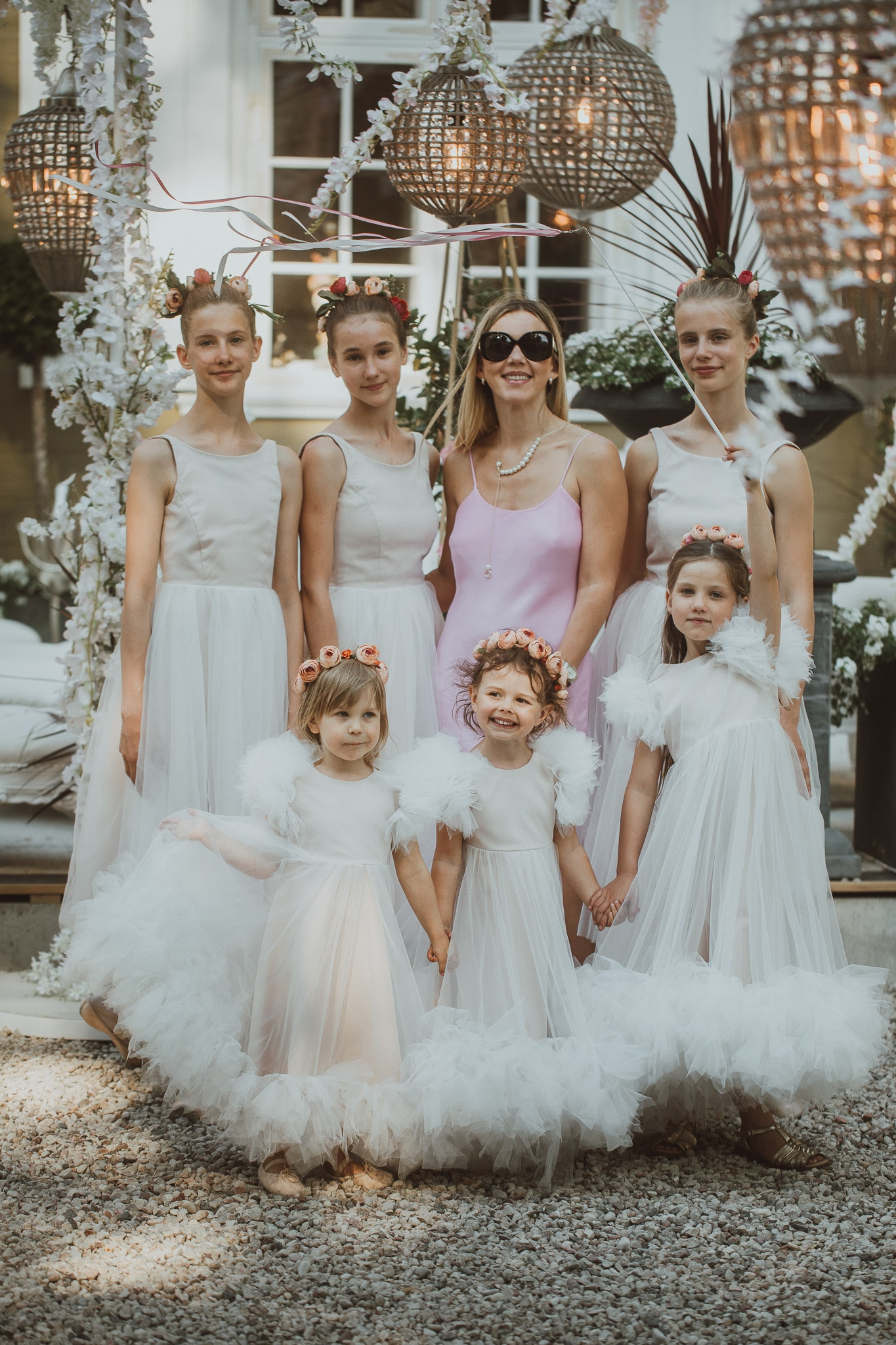 """Amelii dresses in the Latvian series """"Perfect Wedding"""""""